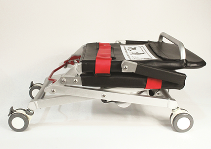 On-board Transport Wheelchairs